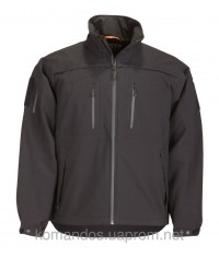 Куртка Soft Shell   SABRE JACKET Black