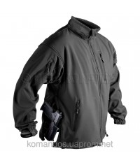 Куртка Soft Shell JACKAL Jacket Black
